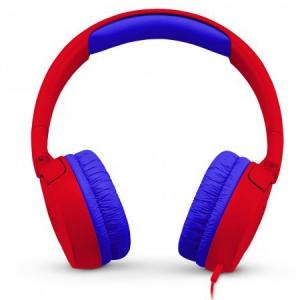 JBL JR300 Kids On-Ear Wired Headphone - Red