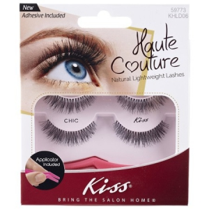 Kiss Haute Couture Duo Pack Lashes-Chic - K-KHLD06GT