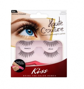 Kiss Haute Couture Duo Pack Lashes-Fancy - K-KHLD07GT