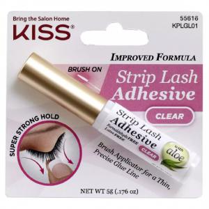 Kiss Aloe Individual Lash Adhesive Clear Glue - K-KPLGI01C