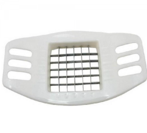 Premsons - French Fries Cutter Potato Chips Stainless Steel Chopper Tool - White