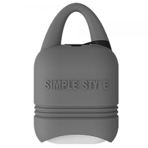 i-Smile Silicon Protective Case for Apple AirPods - Grey