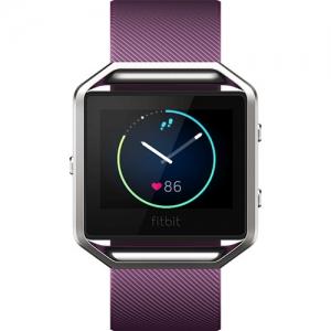 Fitbit Blaze Heart Rate + Fitness Wristband - Small - Plum