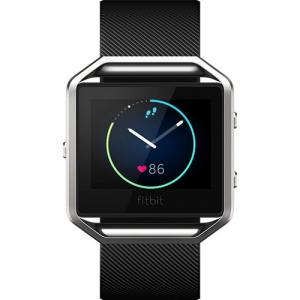 Fitbit Blaze Heart Rate + Fitness Wristband - Small - Black
