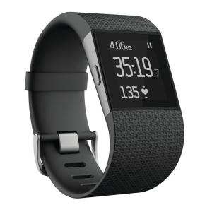 Fitbit Surge Fitness Superwatch - Black - Large