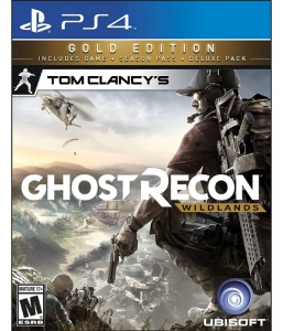 Tom Clancy's Ghost Recon Wildlands (Gold Edition) for PS4