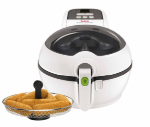 Tefal 1 Liter Actifry Express Oil Less Fryer - White - FZ751028