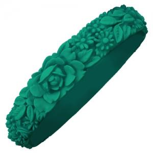 Obag - Slim Flower Bracelet - Mint Green