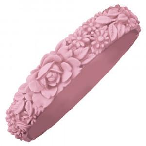 Obag - Slim Flower Bracelet - Powder Pink