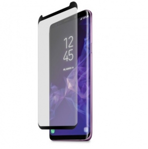 PureGear Samsung S9 HD Clarity Tempered Glass Screen Protection - Curved