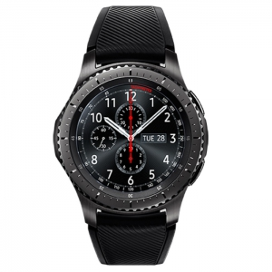 Samsung Gear S3 Frontier Smartwatch-Black