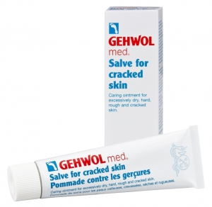 Gehwol Med Salve for Cracked Skin - 20ml - 4 Pieces