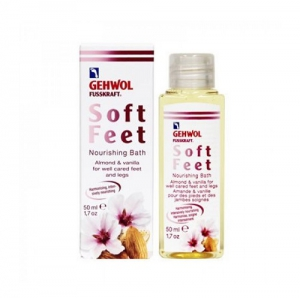 Gehwol Fusskraft Soft Feet Nourishing Bath - 50ml - 4 Pieces