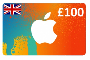 Apple iTunes Gift Cards £100