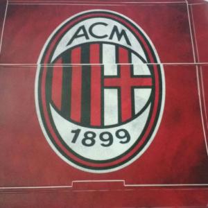 Tectinter AC Milan Playstation Sticker