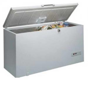 Ignis 400 Liters Chest Freezer - White