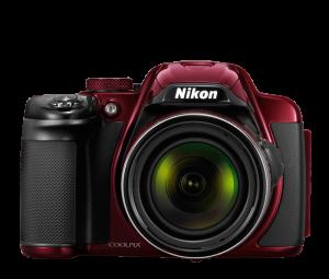 Nikon Coolpix P520 - Red