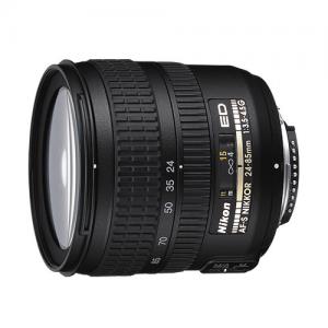 Nikon - 24-85MM 3.5-4.5G AF-S VR Lens