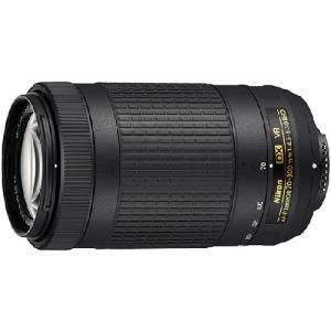 Nikon - 70-300MM F4.5-6.3G ED AF-P DX VR Lens