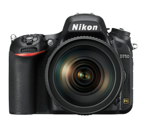Nikon D750 Digital SLR Camera - Black