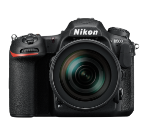 Nikon D500 20.9MP Digital SLR Camera - Black