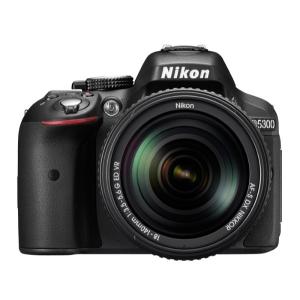 Nikon D5600 Digital Camera 18-55mm VR Kit - Black