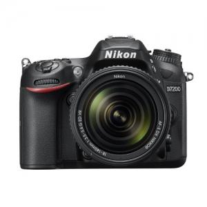Nikon D7200 Kit (18-140 Lens) - Black