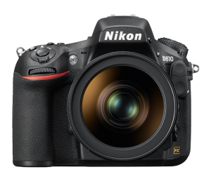 Nikon D810 36.3MP Full-Frame DSLR Camera