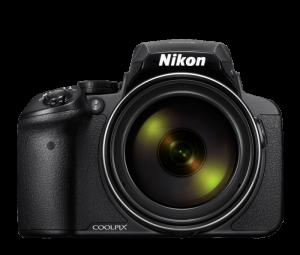 Nikon CoolPix P900 16MP & 83x Optical Zoom Wi-Fi Digital Camera