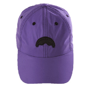 Sprayground- Purple 3m Shark Mouth -  Hat