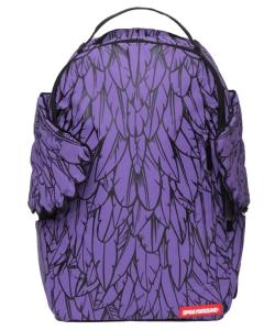 Sprayground 3M Purple Wings Backpack