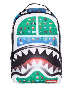 Sprayground Emoji Shark Backpack - SP-TT007