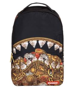 Sprayground Diamond Shark Backpack - SP-TT003