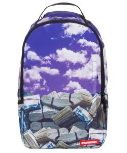 Sprayground Money Clouds Backpack - SP-TT001