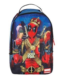 Sprayground Marvel's King Deadpool Backpack - SP-TT033