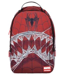 Sprayground Marvel's Spiderman Webbed Shark Backpack - SP-TT032