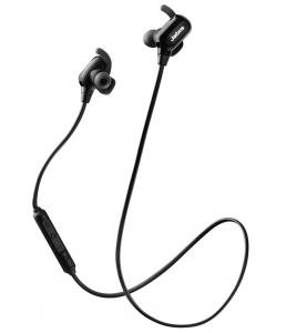 Jabra Halo Free Wireless Earphone - Black (Open Box Product)