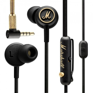 Marshall Mode EQ In-Ear Headphones - Black