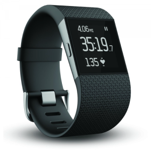 Fitbit Surge + Fitness Wristband (Small) - Black
