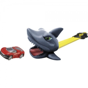 Halsall Teamstrez Shark Attack 3 Cars Track Set