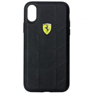 Ferrari SF Racing Tyres Hybrid Case for iPhone X