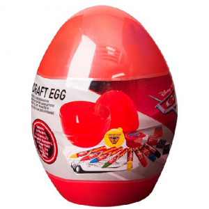 Sambro - Cars 3 Craft Egg