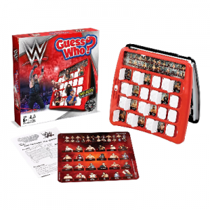 Winning Moves - Guess Who - WWE