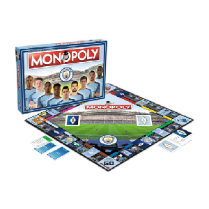 Winning Moves - Monopoly - Man City FC