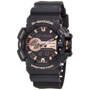 Casio G-Shock Copper Dials Analog Digital Watch - GA-400GB-1A4DR