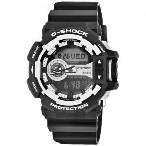Casio G-Shock Analog Digital Sports Watch - GA-400-1ADR
