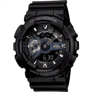 Casio G-Shock Analog Digital Black Dial Men's Watch