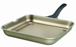 WX 15265 IMPERA Square Griddle 28cm champagne gold
