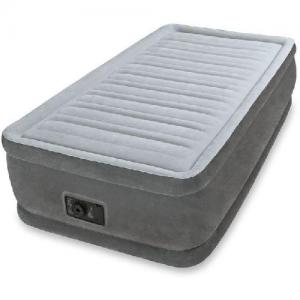 Intex - Twin Comfort- Plush Mid Rise Airbed