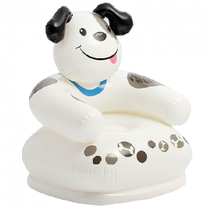 Intex - Happy Animal Chair Assortment- Styles Dog